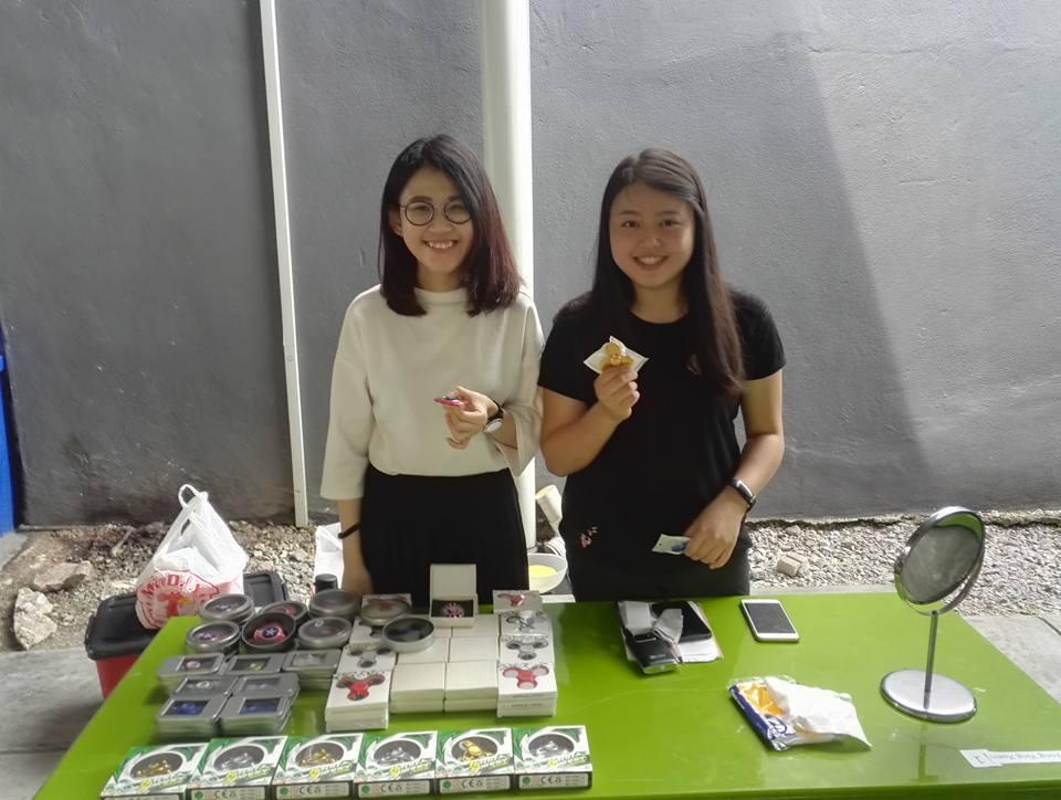 Flea Market on 7 to 9 November 2017 at UTAR Kampar Campus
