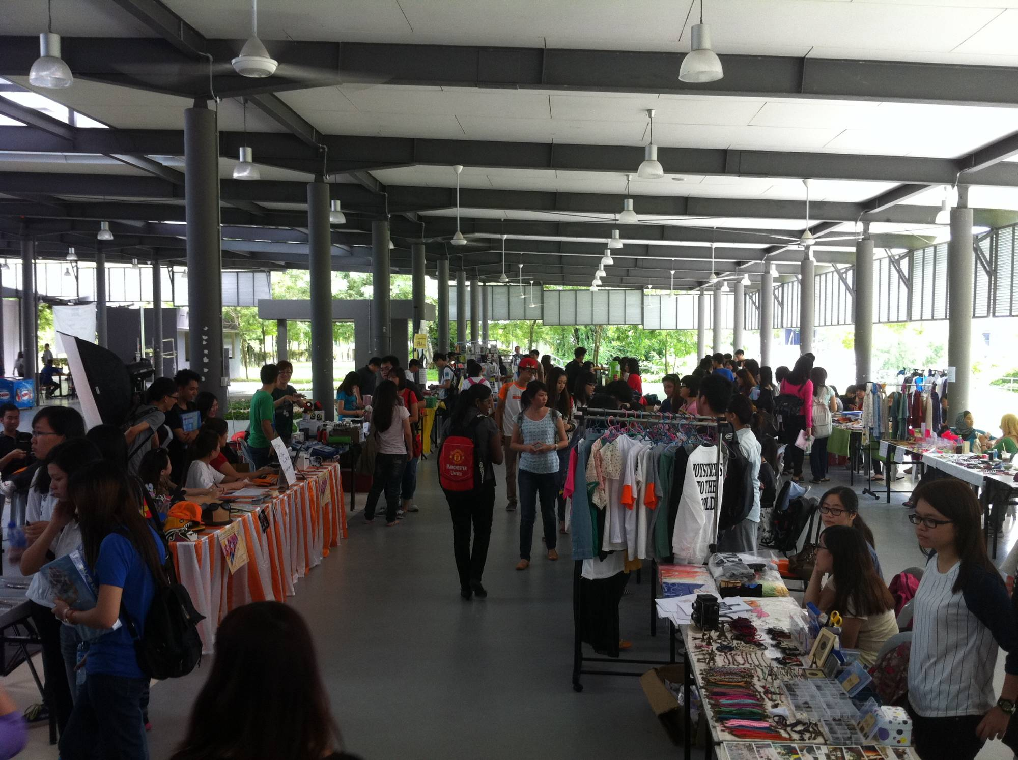 Flea Market - 13 Nov 2013