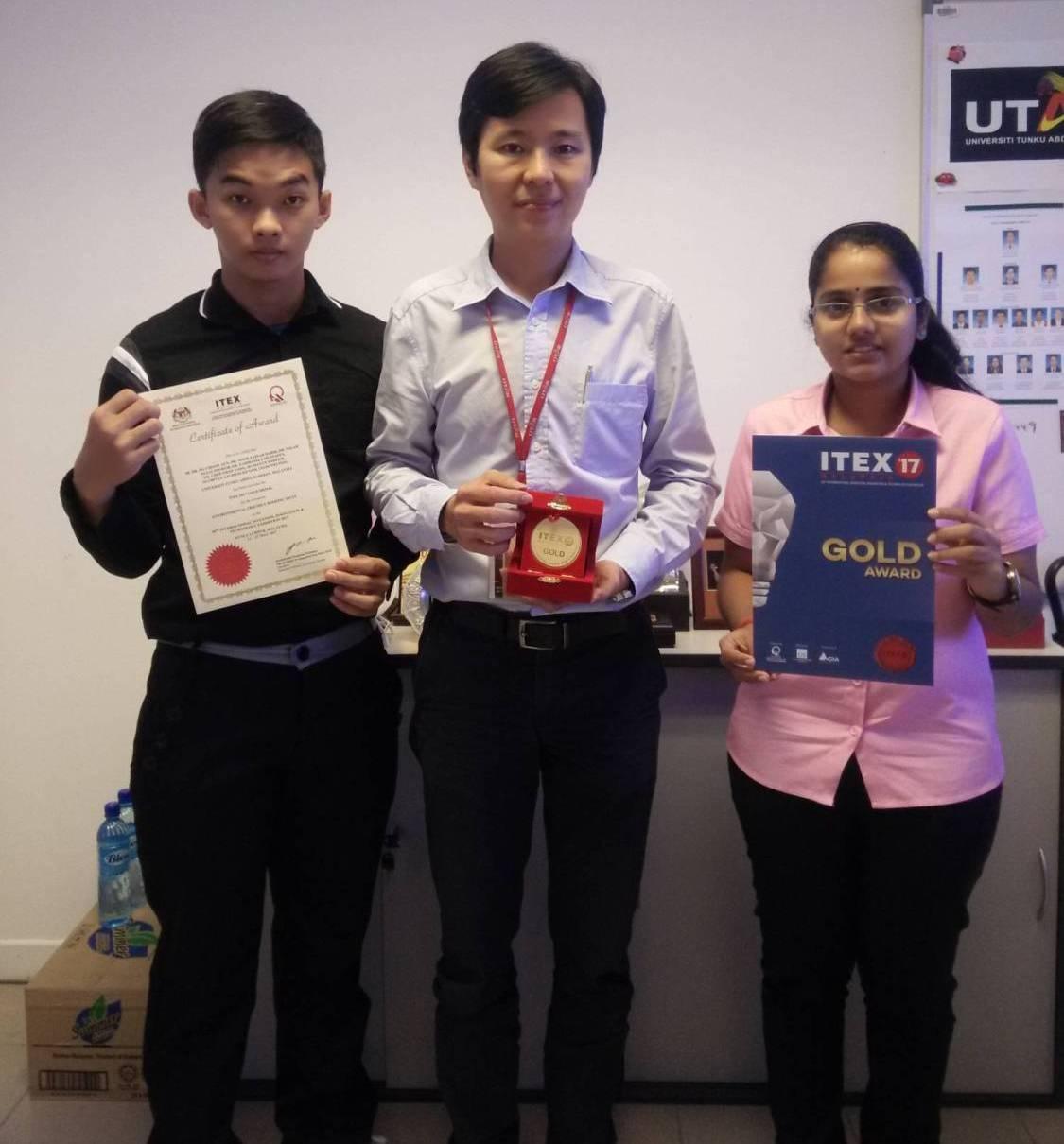 Teoh, Dr Ng and Suubitaa