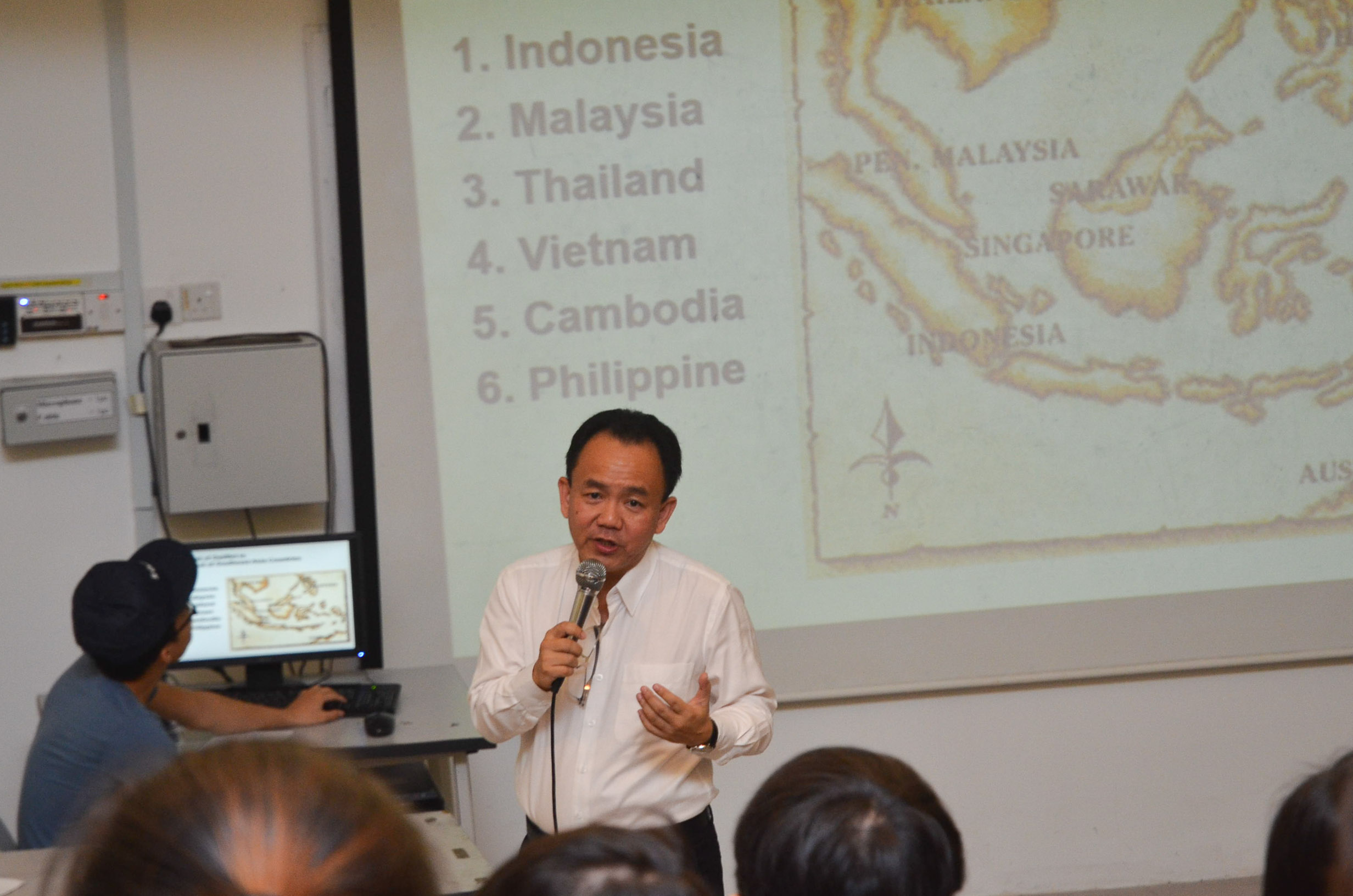 Dato Loke Talk